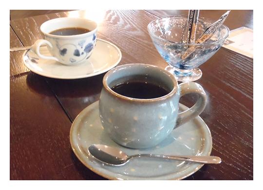 cafe カフェ 器みと